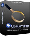 UltraCompare software box