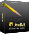 UltraEdit software box