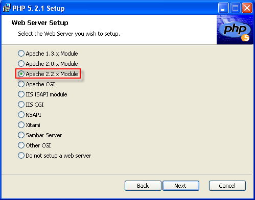 Install PHP and MySQL on Windows to create a local PHP MySQL dev ...