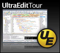 UltraEdit text editor tour