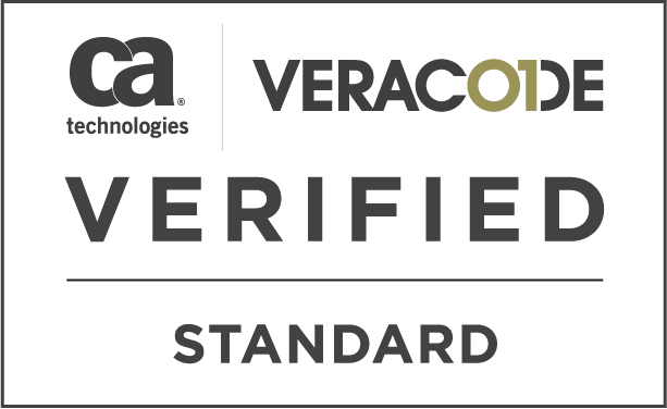 UltraEdit verified by CA Veracode seal